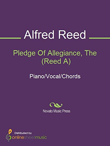 Pledge Of Allegiance, The (Reed A) (English Edition)