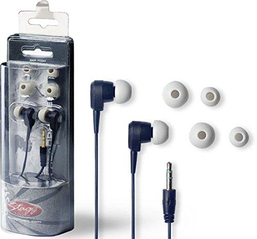 Stagg 16962 In-Ohr-Kopfhörer mit MP3-kompatibel