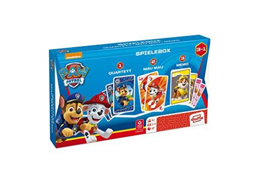 ASS 22583136 Paw Patrol Spielebox