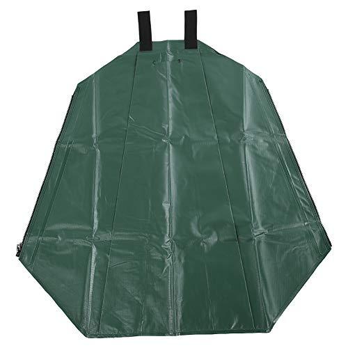 FILFEEL Bolsa de riego de árboles, Capacidad de Almacenamiento de 20 galones Bolsa de Goteo de PVC Bolsa de riego de jardín Accesorios de jardín