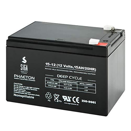 Accurat 12V 90Ah Nass Versorgungsbatterie Blei Säure Solar Batterie Akku