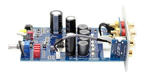 『Soundfort 小型高音質デジタルアンプ AS-100+』の5枚目の画像