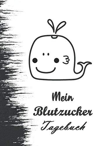 Mein Blutzucker Tagebuch: Perfekt Diabetikernotizbuch | diabetiker tagebuch Kalenderwoche für Kinder mit Diabetes | 109 Wochen ( Für 2 Jahre / ... diabetiker tagebuch typ 1, typ 2