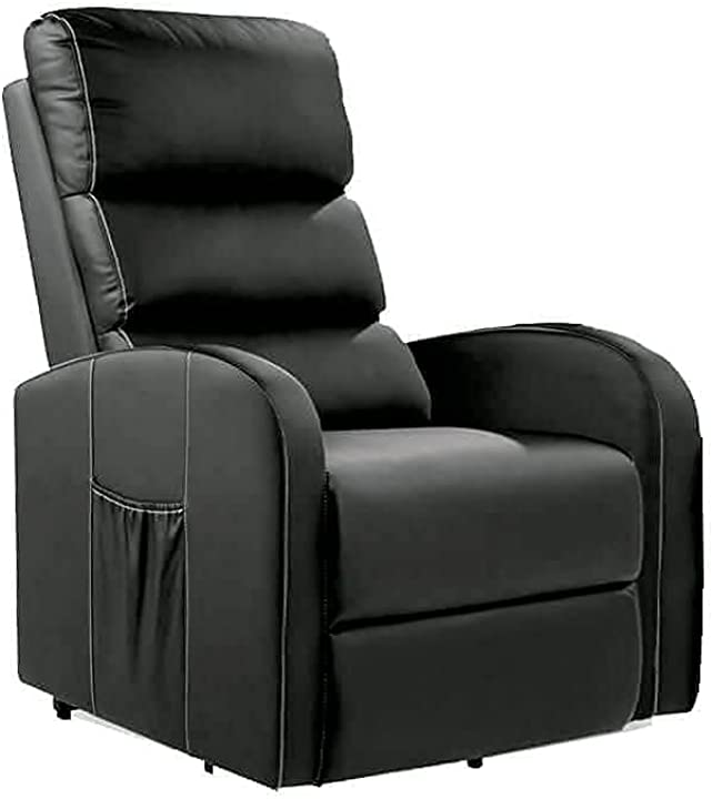 Poltrona massaggiante alzapersone per relax totale a business dc VDIMP181920