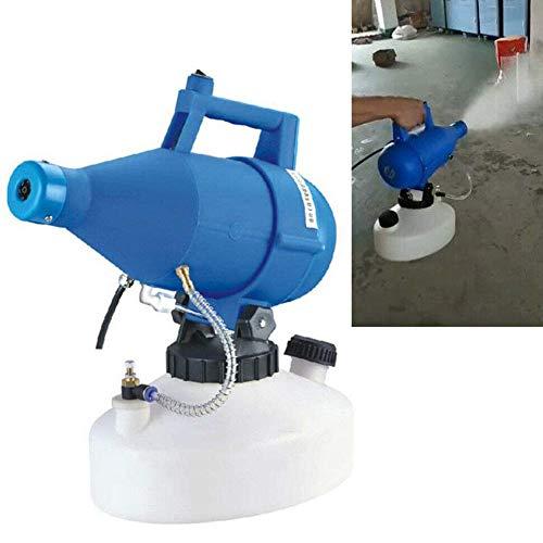 Eléctrico ULV Nebulizador Portátil Ultra-Baja Atomizador Pulverizador Desinfección Gran Área De Esterilización/Desinfección, para El Hogar Y Lugares Públicos, como Hoteles