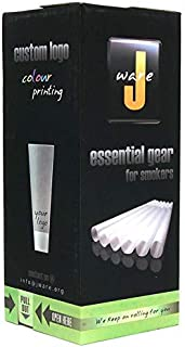 Jware Pre-rolled King Size Cones (1000 Count) Rolling Paper Size 109mm