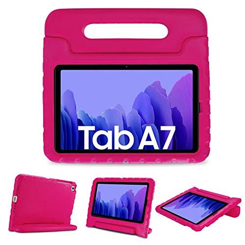 ProCase Funda Infantil para Samsung Galaxy Tab A7 10.4' 2020, Estuche Antigolpes con Asa Convertible, Carcasa Súper Protectora Ligera para Galaxy Tab A7 10.4 2020 T500 T505 T507