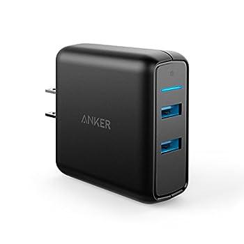 Anker製品の強み:3000万人以上が支持するAmazon第1位の充電製品ブランドを是非お試し下さい。 圧倒的な充電速度:Qualcomm Quick Charge 3.0ポートを複数搭載。また、Anker独自技術PowerIQとVoltageBoostを搭載し、あらゆるUSB機器にフルスピード充電が可能です。 プレミアムデザイン:スマートLEDランプを搭載。高性能センサーによって、周りの明るさに合わせて自動的に明るさを調整します。全体も傷や汚れが目立たないマット仕上げで、見た目にも機能にもこ...