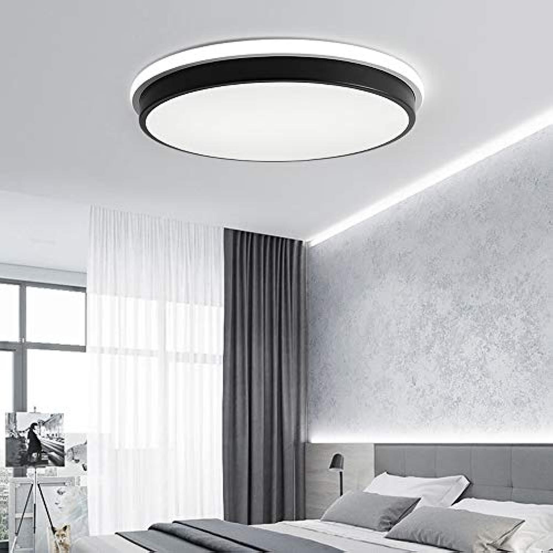 MackeJacke Runde Led Deckenleuchte Wohnzimmer Lampe Einfache ...