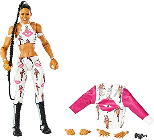 WWE Bianca Bel Air Elite Collection Series 81 Action Figure 6 in Posable Collectible Gift Fans Ages 8 Years Old and Up