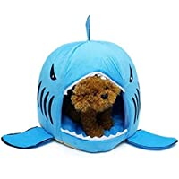 Tordes Shark House Pet Bed