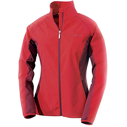 VAUDE Damen Softshell Jacke Elion 41469 Indian Red 38