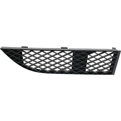 Front Right Outer Bumper Grille BM1039116 51117135564 2005-2008 Fits BMW 7-Series 750/760 Models