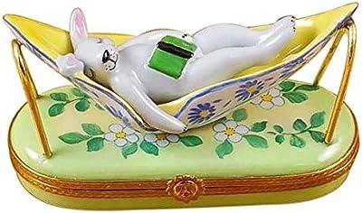 Amazon.com: Conejo con tazón – Figura decorativa de ...