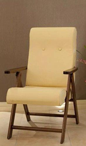 MOLISANA Poltrona Ecopelle Vari Colori Relax 4 Posizioni Sedia Divano SOFà Cuscino Imbottito