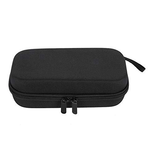 Solomi Insulin-Tasche - Insulin Fall Insulin Kühltasche Kühlschutztasche Tasche Cooler Reise Diabetic Tasche (2 Farben) (Farbe : Black)
