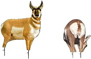 MONTANA DECOY Antelope Buck and Doe Combo Decoy Pack