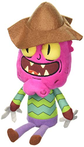 Funko Galactic Plushies: Rick and Morty Scary Terry Collectible Figure, Multicolor