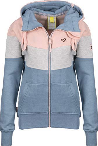 Preisvergleich Produktbild ALIFE and Kickin PALINA Sweatjacket Damen Kapuzensweatjacke