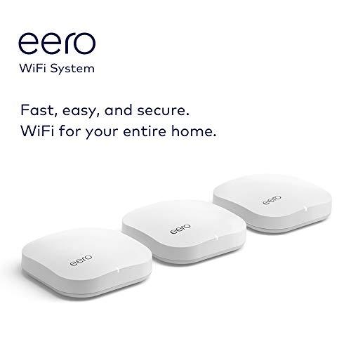 Nevada 15 Units Of Amazon Eero Pro Mesh Wifi System Manual Guide
