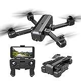 MAODEN Mini dron 4k Plegable, cuadricóptero Plegable Profesional, cámara Dual 4k, avión de fotografía aérea de Alta definición con Zoom de 50x y Control Remoto de Larga duración