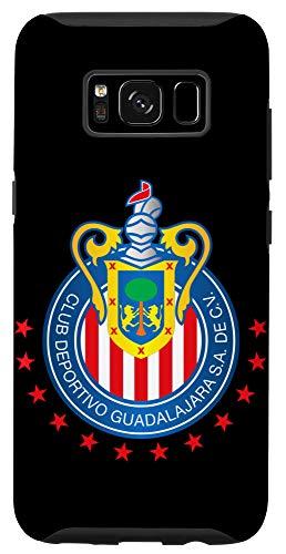 Galaxy S8 Las Chivas Guadalajara Mexican Football Team Case