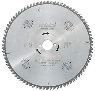 Metabo 616680000 616680000-Disco de desbaste para Amoladora Angular Flexiamant A24-N Metal embutido /Ø 125 x 4 x 22,22 mm Envase de 25 Ud
