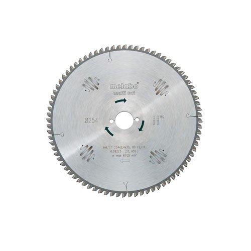 Metabo 628072000 PrecisionCutProf 160x20, 42 WZ 15°