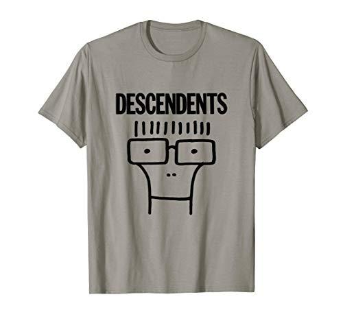 Descendents - Milo Black Outline - Official Merchandise T-Shirt