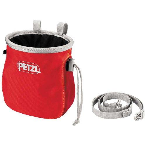 PETZL Saka Climbing Bag Red red Size:One Size