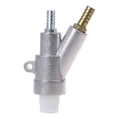 JENOR Mini Air Sandstrahlpistole Sandstrahlpistole mit Borkarbidüse