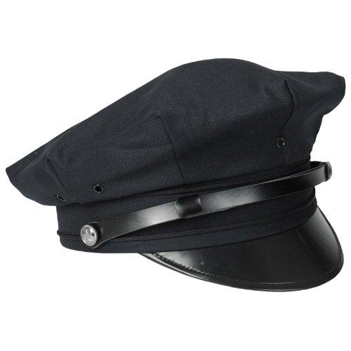 Mil-Tec US Visor Police Cap Dark Bleu Taille L