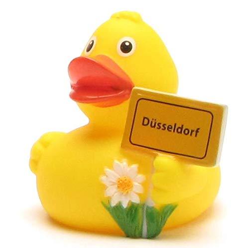 Duckshop I Badeente I Quietscheente I Stadtente Düsseldorf I Quietscheentchen I L: 8 cm
