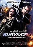 Survivor - Pierce Brosnan – Dutch Movie Wall Poster Print