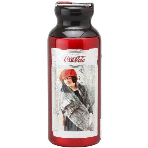 Coca-Cola (Coca-Cola) x ELITE aluminio botella 500ml Storica (Jap?n importaci?n / El paquete y el manual est?n escritos en japon?s)