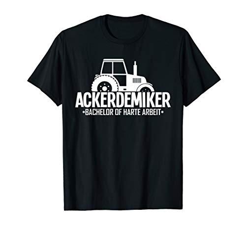 Ackerdemiker - Lustige Landwirt Sprüche - Traktor - Landwirt T-Shirt