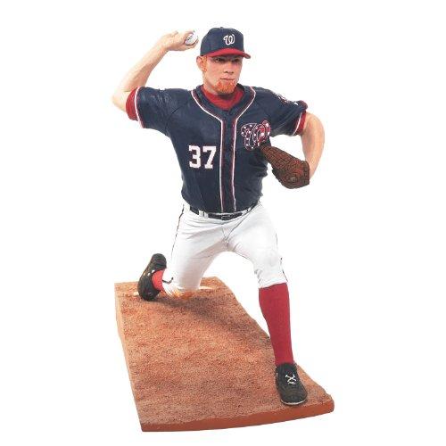 McFarlane MLB Series 31 Stephen Strasburg - Washington Nationals Figur