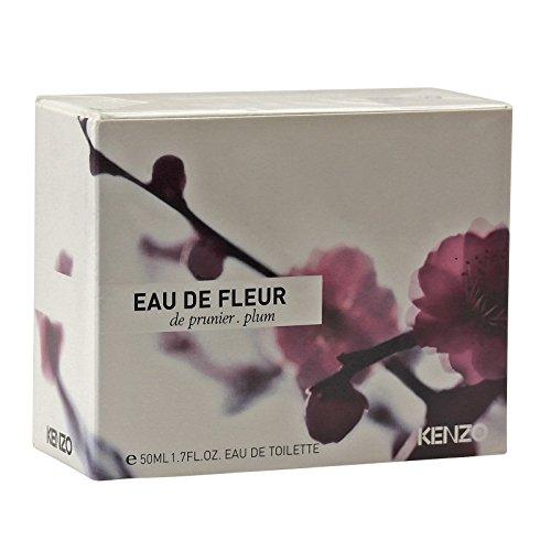 Kenzo Eau De Fleur De Prunier Zerstäuber 50 Ml
