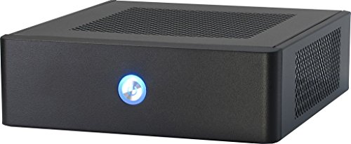 Inter-Tech 88881217 Case ITX-601 ITX Black, 60W