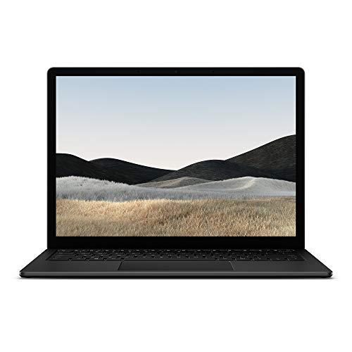 Microsoft Surface Laptop 4, 13,5 Zoll Laptop (Intel Core i5, 8GB RAM, 512GB SSD, Win 10 Home) Matt Schwarz