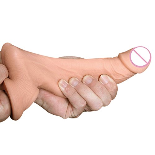 8.7 Inch Penis Enlarger Extender Sleeve Cock Extension Sleeve Reusable Condom Delay Ejaculation Tools for Men
