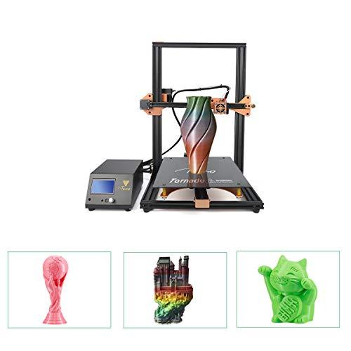 Impresora 3D TEVO Tornado - Impresora 3D con marco de