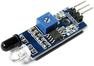 Obstakeldetector, IR-naderingssensor voor optische obstakeldetectie met digitale uitgang voor bijv. Arduino, Raspberry Pi
