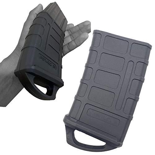 RimFly Funda para Cargador de Airsoft Slip Cover Universal para Armas Grip Glove de Protección Cubierta Picatinny para un Mejor Agarre Antideslizante con Superficie Rugosa Glock