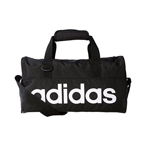adidas Herren Sporttasche Linear Performance Teambag XS Jacke, Schwarz/Weiß