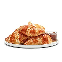 Whole Foods Market, Croissant Butter Large, 2.4 Ounce, 4 Pack