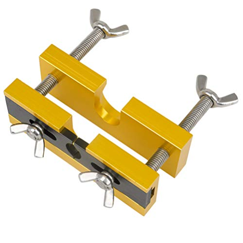 Artibetter Mondstuk Trekker Gereedschap Trompet Mondstuk Verwijderaar Verstelbaar Mondstuk Verwijderaar Gereedschap Voor Koperen Blaasinstrumenten (Goudkleurig)