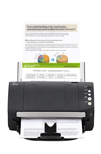 Read About Fujitsu FI-7140 Document Scanner, PA03670-B101