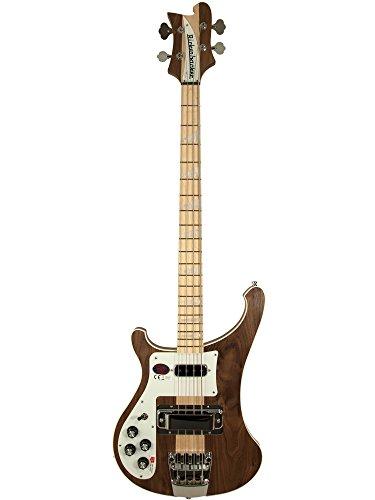 Rickenbacker 4003W LH Left-Handed Walnut Bass Guitar