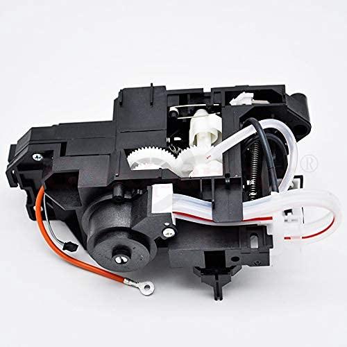 Neigei Accesorios de Impresora 1X Compatible con Epson Stylus Photo 1390 1400 1410 1430 1500W L1800 R1390 R1400 R1410 Conjunto DE Sistema DE Tinta Unidad de Montaje de Bomba 1555374 1454345